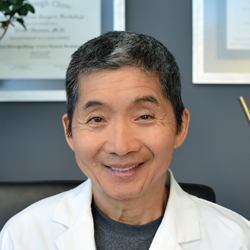Hair Transplant Surgeon, Victor Hasson Jerry Wong